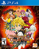 The Seven Deadly Sins: Knights of Britannia (