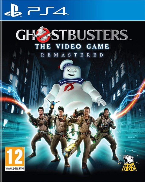 Ghostbusters: The Video Game - Remastered /PS4