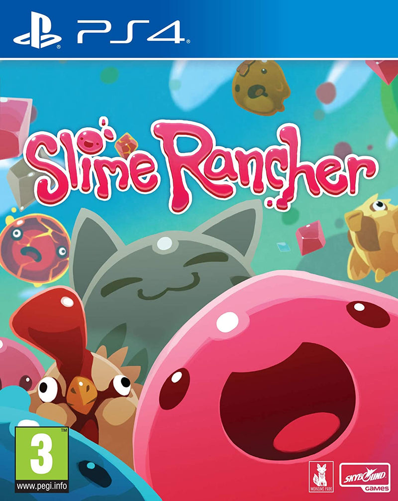 Slime Rancher /PS4