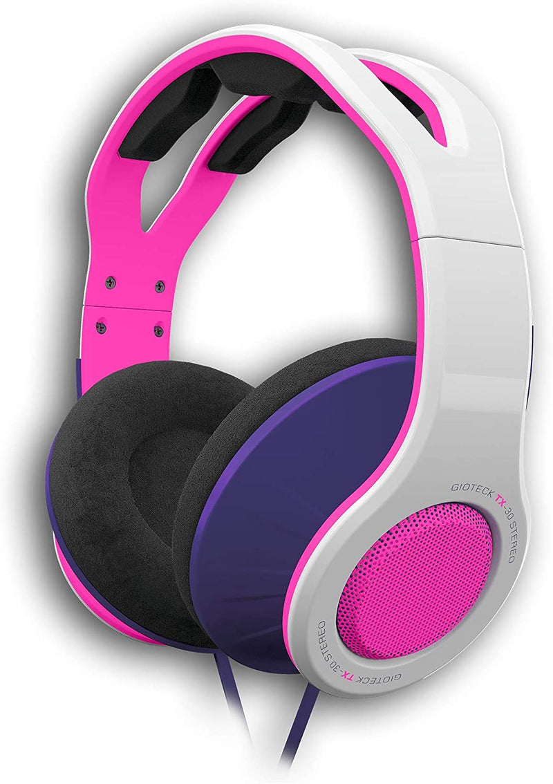 Gioteck - TX30 Stereo Gaming & Go Headset (Pink) /Xbox One
