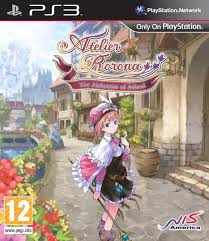 Atelier Rorona: The Alchemist of Arland /PS3