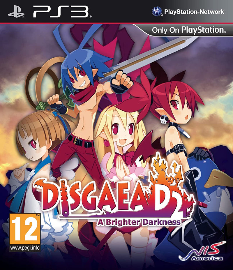 Disgaea D2 A Brighter Darkness /PS3