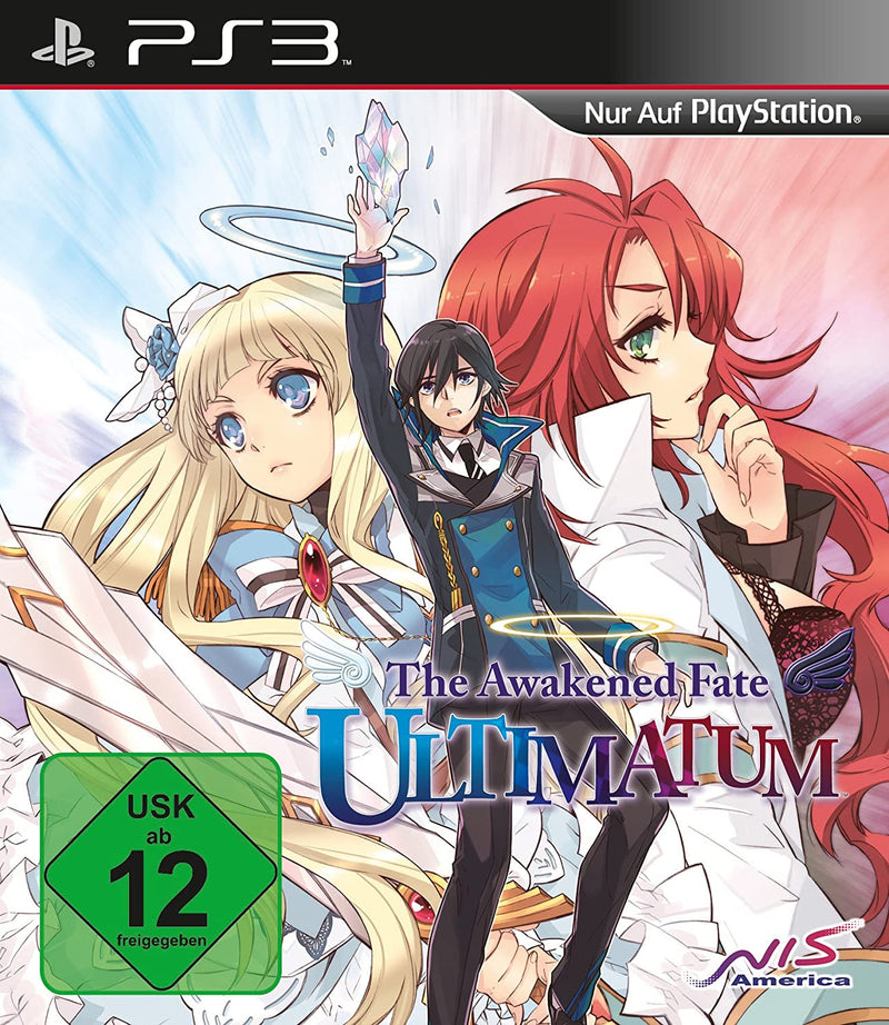 The Awakened Fate Ultimatum (German Box - English in game) /PS3