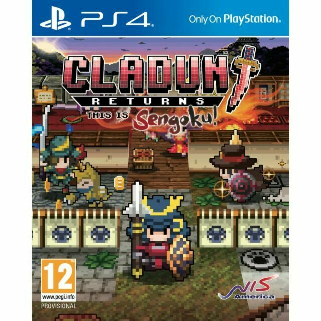 Cladun Returns: This is Sengoku! /PS4