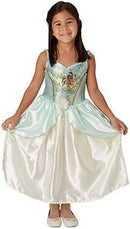 Rubie's 640825S Official Disney Princess Sequin Tiana Classic Costume,Small /Costume