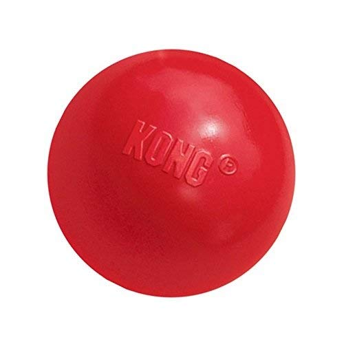 KONG Ball Dog Toy, Red, Medium/Large