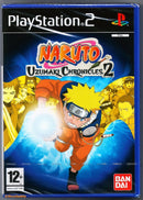 Naruto: Uzumaki Chronicles 2 /PS2