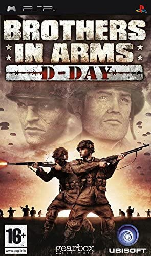 Brothers in Arms: D-Day (Essentials) /PSP