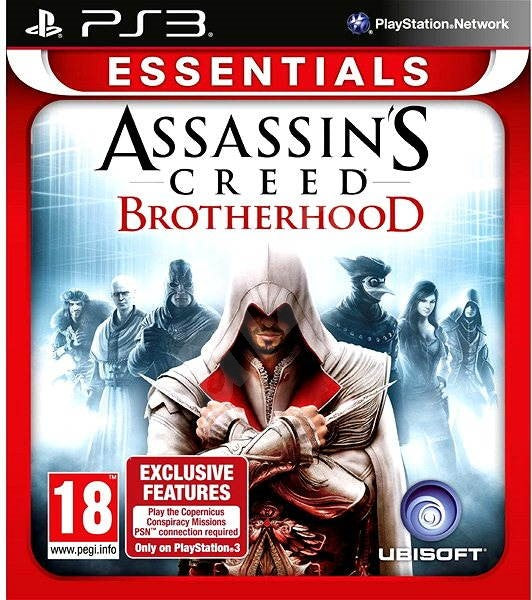Assassin's Creed: Brotherhood (Essentials) /PS3