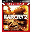 Far Cry 2 (Essentials) (French/Dutch Box) /PS3