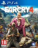 Far Cry 4 (English/Arabic Box) /PS4