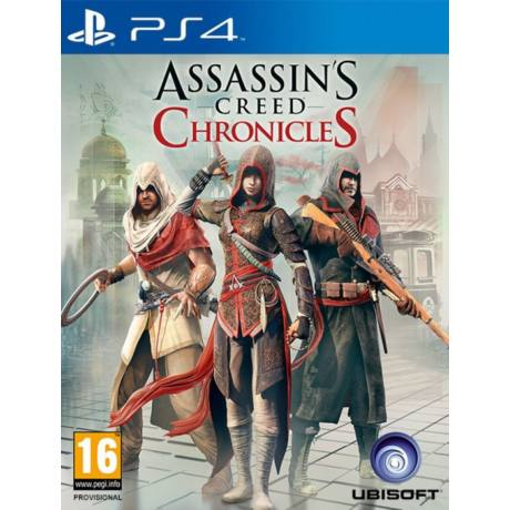 Assassin's Creed: Chronicles Pack /PS4