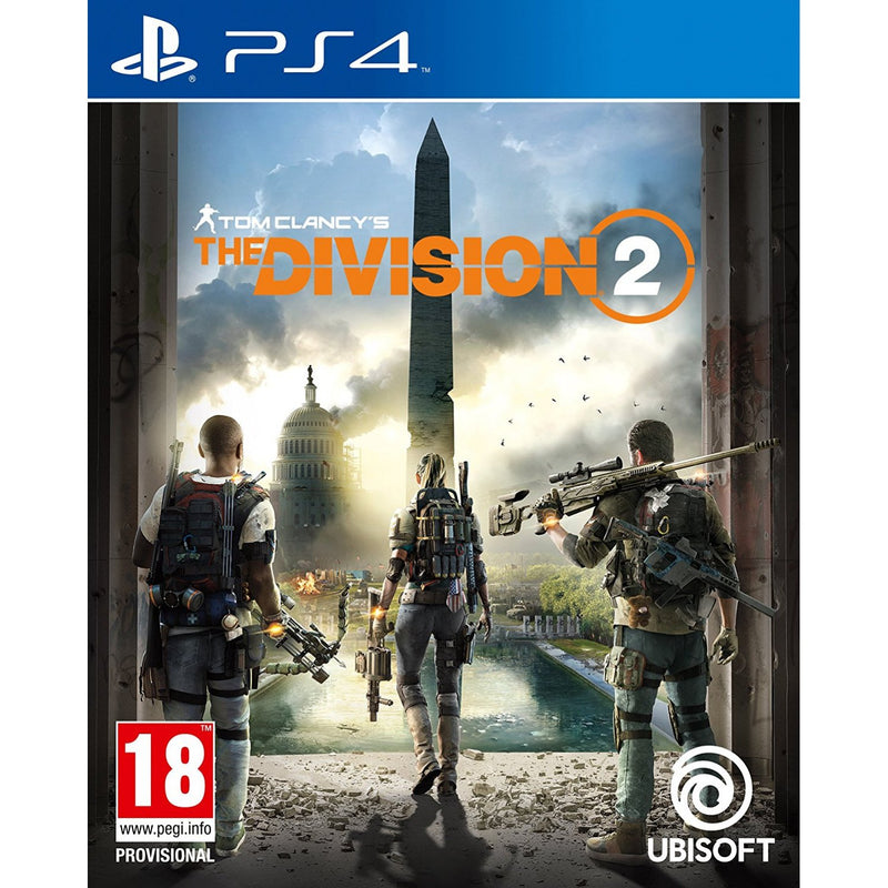 Tom Clancy's - The Division 2 /PS4