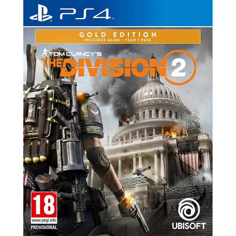 Tom Clancy's - The Division 2 - Gold Edition /PS4