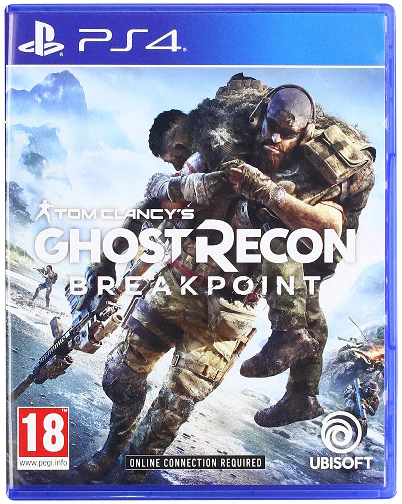 Tom Clancy's Ghost Recon: Breakpoint (Multilanguage In Game) /PS4
