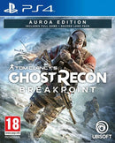 Tom Clancy's Ghost Recon Breakpoint - Aurora Edition /PS4