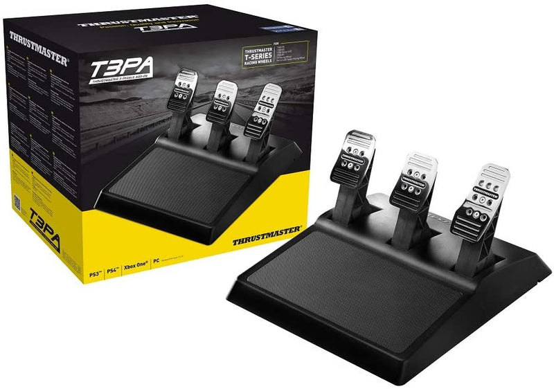 Thrustmaster T3PA Pedal Set (PS4/Xbox One/PS3/Xbox 360/PC DVD) /PS4