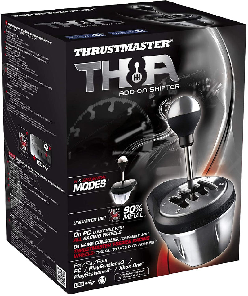 Thrustmaster TH8A Add-on Shifter (PC/PS3/PS4/Xbox One) /PS4