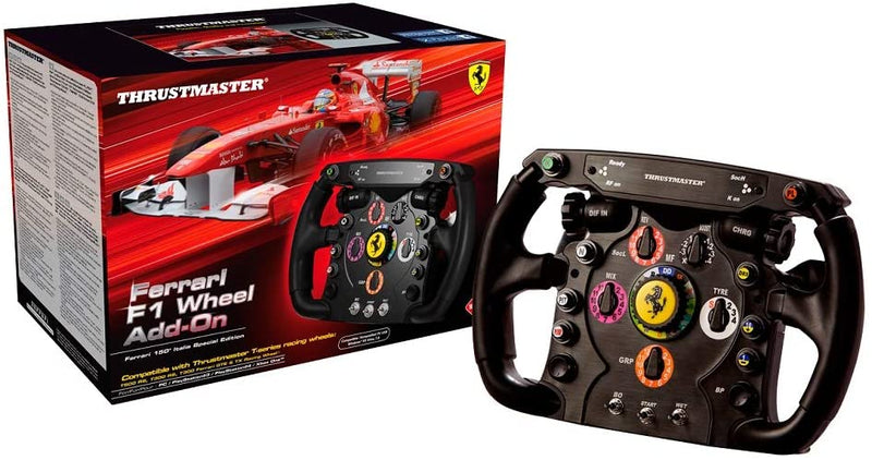 Thrustmaster Ferrari F1 Wheel Add On (PS4,Xbox One, PC & PS3) /PS4