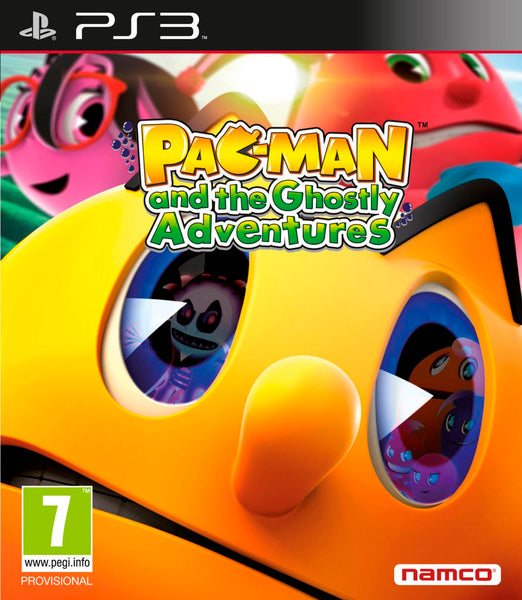 Pac-Man and the Ghostly Adventures /PS3