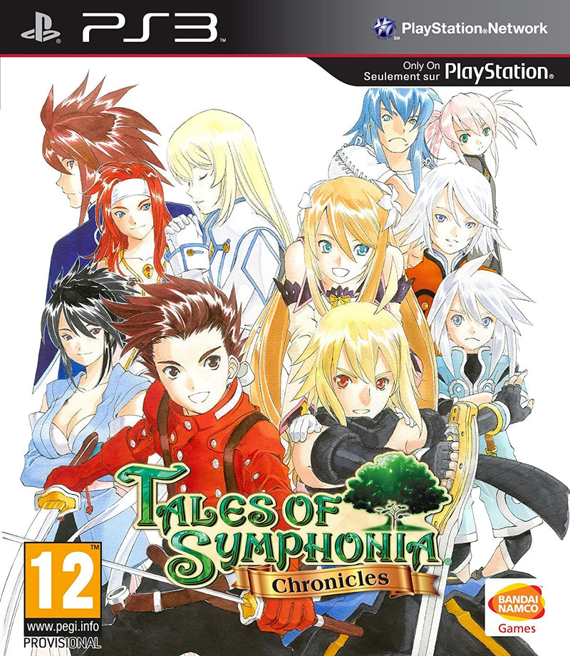Tales of Symphonia Chronicles /PS3