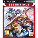 Soulcalibur V (Essentials) /PS3