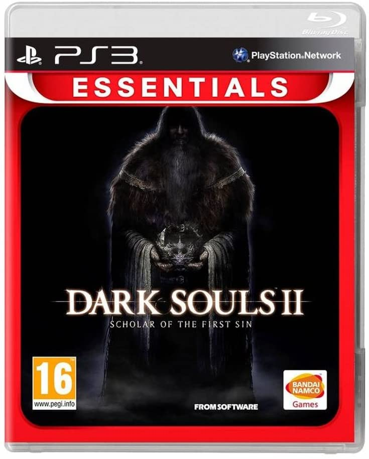 Dark Souls II (2): Scholar of the First Sin (Essentials) /PS3