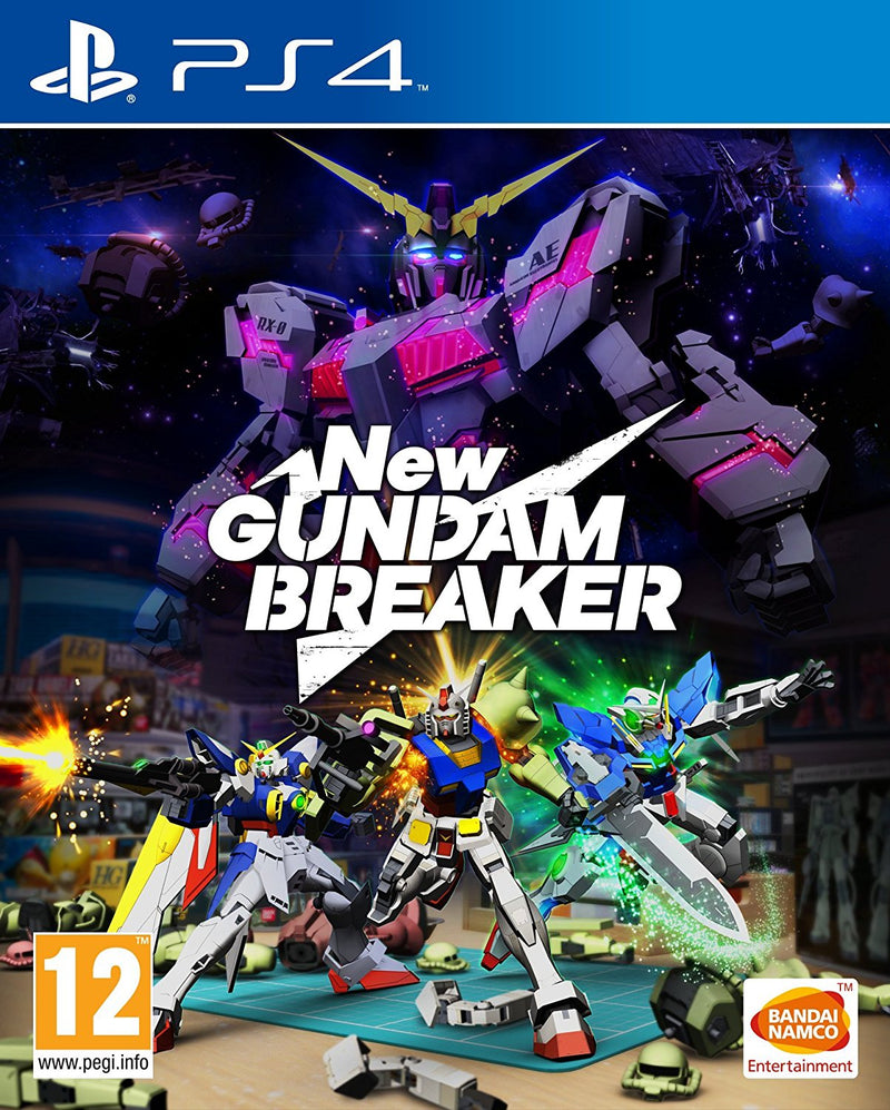 New Gundam Breaker /PS4