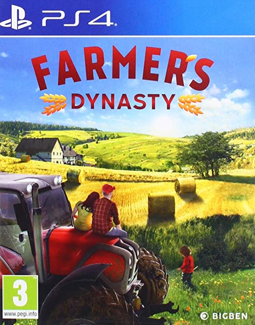 Farmer's Dynasty /PS4