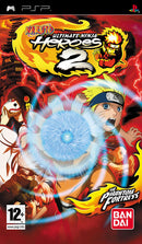 Naruto Ultimate Ninja Heroes 2 (Essentials) /PSP