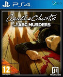 Agatha Christie: The ABC Murders /PS4