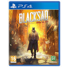 Blacksad: Under the Skin - Limited Edition /PS4