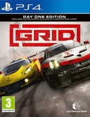 Grid (English/Polish Box) /PS4