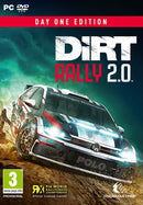 Dirt Rally 2.0 - Day One Edition (Czech/Slovakian/Hungarian Box)  /PC