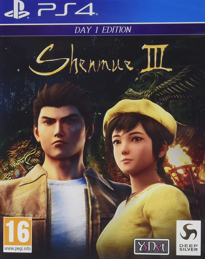 Shenmue III (3) - Day One Edition /PS4
