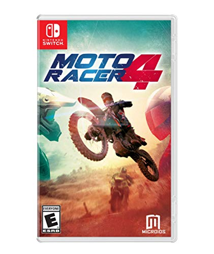 Moto Racer 4 (Nintendo Switch) [video game]