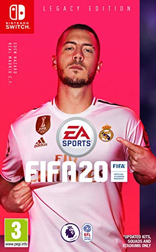 FIFA 20 Legacy Edition (Nintendo Switch) [video game]