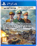Sudden Strike 4: Limited Day One Edition /PS4
