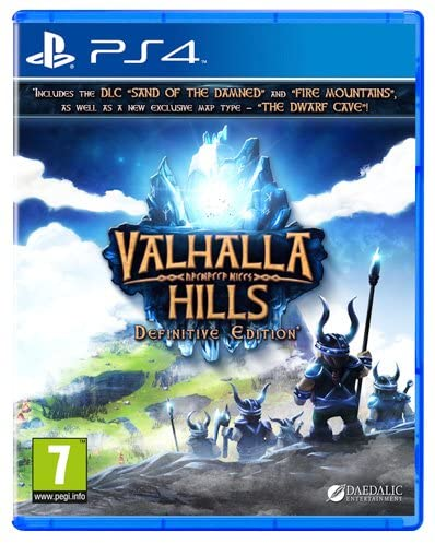 Valhalla Hills - Definitive Edition /PS4