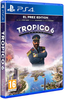 Tropico 6 - El Prez Edition /PS4