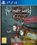 The Inner World - The Last Wind Monk (GCAM Rating English/Arabic Box) /PS4
