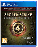Sudden Strike 4 - Complete Collection /PS4