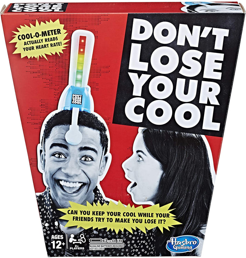 Dont Lose Your Cool / Boardgames