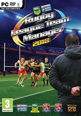 Rugby League Team Manager 2018 /PC