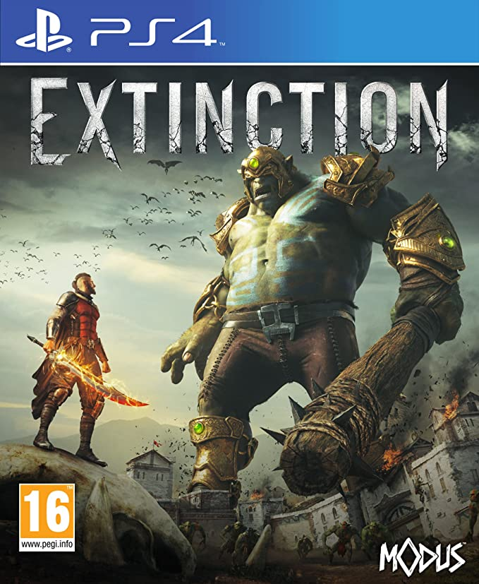 Extinction /PS4