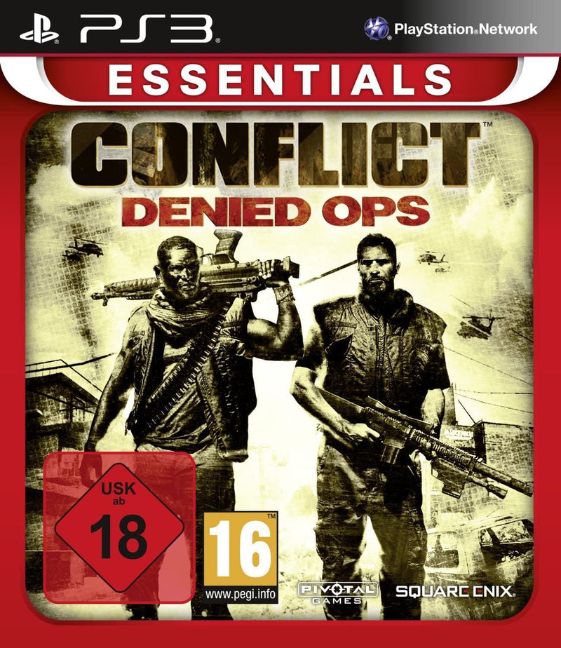 Conflict: Denied Ops (Essentials) /PS3
