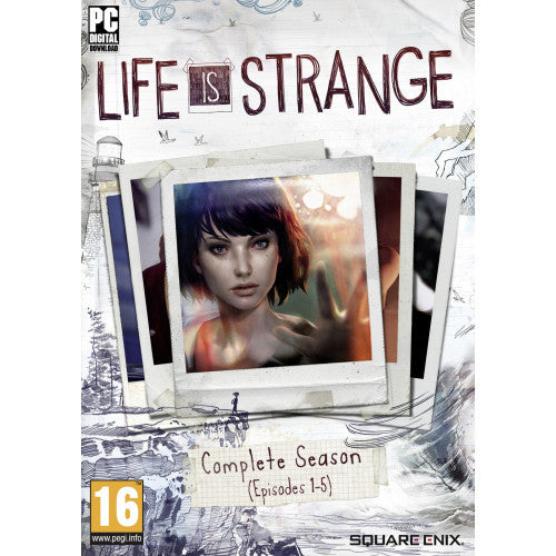 Life is Strange /PC (Cannot be sold as codes)