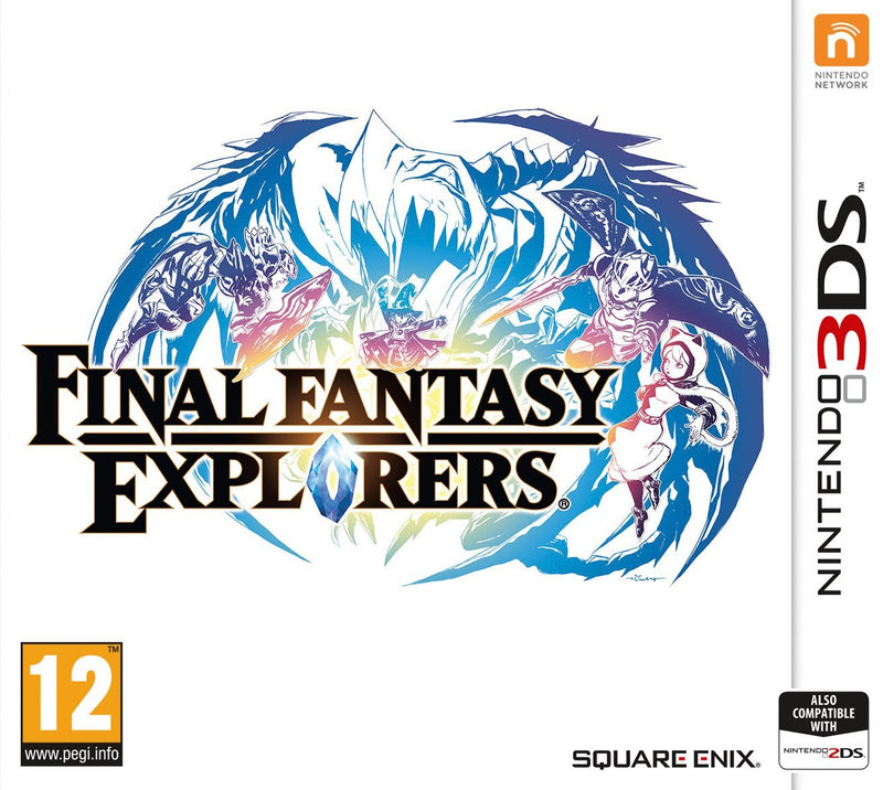 Final Fantasy - Explorers /3DS