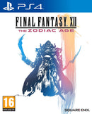 Final Fantasy XII: The Zodiac Age /PS4