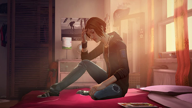 Life is Strange: Before The Storm - Limited Edition /PC (NOT FOR SALE AS CODES)
